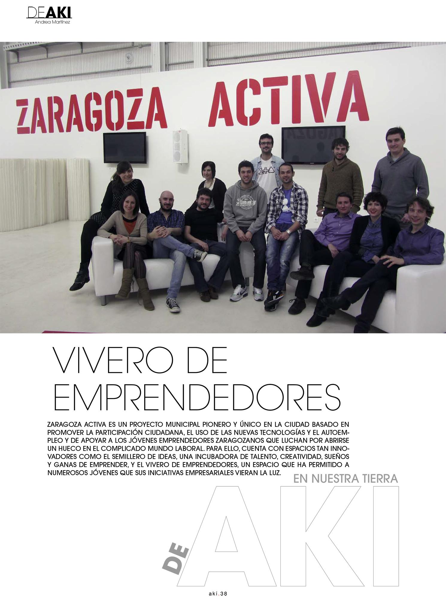 Aki Zaragoza – BS Asesores Energéticos